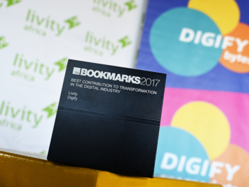 Bookmarks Award 2017 livity Africa